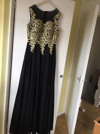 Evening gown size18