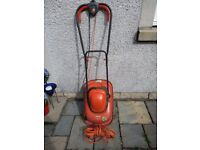 FLYMO LAWNMOWER with Extension Cable