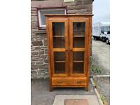 Display cabinet * free furniture delivery *
