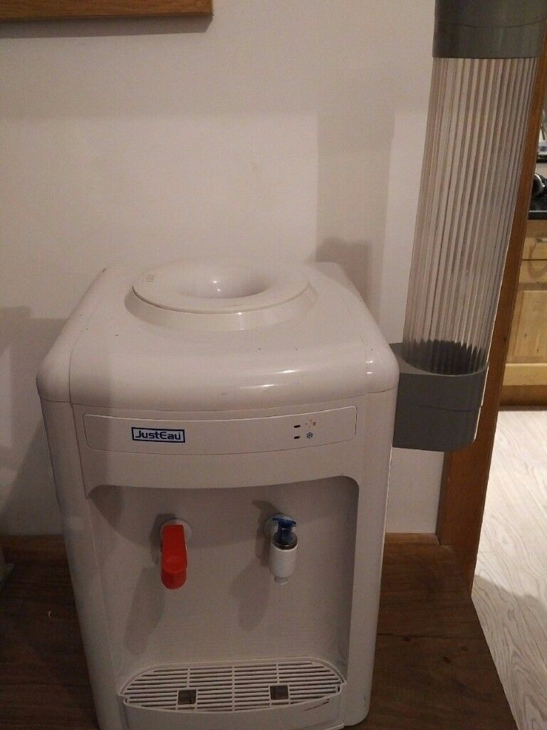 Water dispenser / water machine, Just Eau