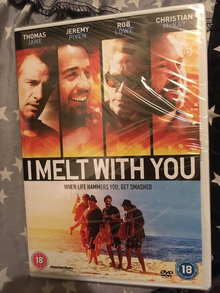 Brand New Sealed I Melt With You Dvd Film In Winchester Hampshire Gumtree