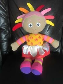 Upsy daisy soft toy