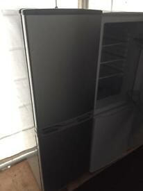 Silver good looking frost free A-class fridge freezer cheap