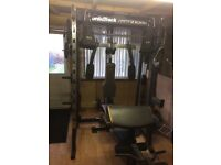 Nordic Track Smith Machine E8200