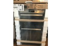 Brand new Bosch double oven HBM 13B252B in box
