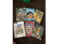 Selection of PC Games (6)