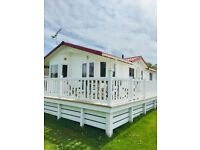 Absolutely Stunning 36x20 Lodge, Twin Static Caravan / Holiday Home, Beautiful Sun Deck