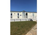 **EASTER WEEKEND / SUMMER **Luxury platinum caravan for hire, Sleeps 6 at Seton Sands holiday park