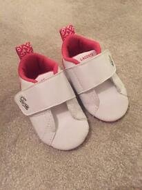 Baby Lacoste Shoes