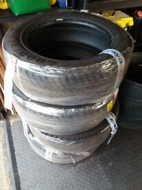 Set of 4 Goodyear Ultragrip Winter Tyres for 4x4