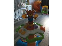 Vtech sit to stand dancing bear toy