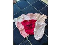 Baby 3-6 months girl bundle