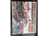 Scalextric 600 4 Lane Set (vintage 1981 - no cars)