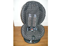 The Mamas & Papas Pro Tec - a multi-award winning Group1 car seat 9 to 18kgs (approx. 9mths to 4 ys)