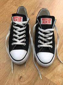 Imported converse pumps