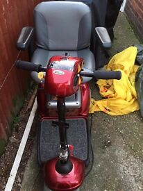 mobility scooter shoprider monaco