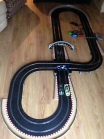 Digital Scalextric Triple Rivals Set