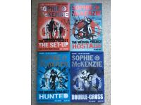 The Medusa Project Book Collection by Sophie McKenzie (Children/Teens)