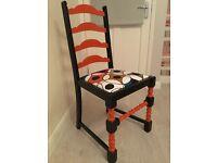 Chair vintage retro