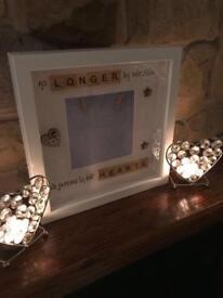 Personalised Box Frame - Memorial