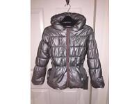 Silver Catimini coat