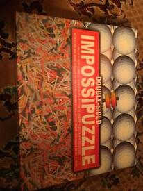 Double sided Impossipuzzle BNIB