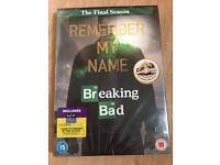 Breaking bad the final season box set