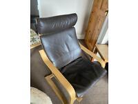 IKEA chair cushions x2