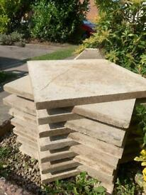 Paving Slabs - pick up only