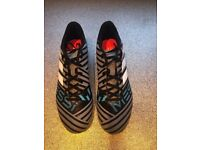 Boys MESSI trainers size 6