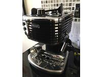 DELONGHI Scultura ECZ351BK Coffee Machine - Black