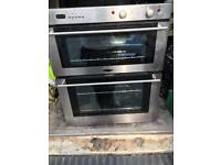 Bosch Gas Hob and Bella Electric fan oven