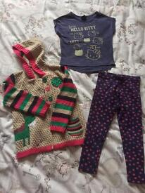 Girls Clothes Bundle 5-7