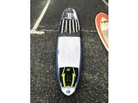 Mark Neville Two piece Longboard Surfboard