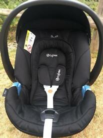 Cybex Aton Car Seat & Isofix Base