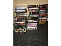 300 + DVD's for sale