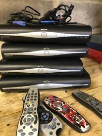 Sky boxes