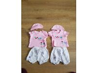 Newborn Girls Matching Clothes