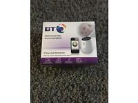 BT smart audio baby monitor