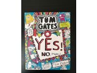 Tom Gates - Yes! No. (Maybe…)