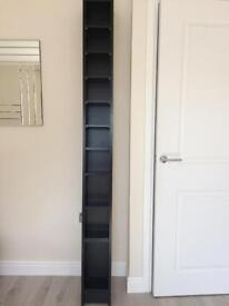 Tall CD rack