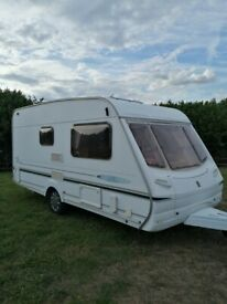 2004 Abbey Freestyle 2berth
