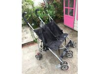 Collapsable Double Buggy (Lightweight)