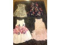 Lovely girls dresses for sale! Age 7 years!