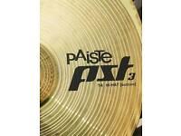 "Used Paiste Pst 14"" Hi-Hat Cymbal"