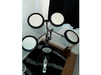 Drums Gear for Music Practice pads 5 set