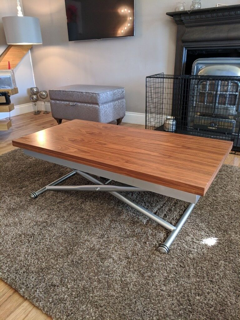 Dwell Coffee Table.Walnut Dwell Coffee Table Dining Table In Milngavie Glasgow Gumtree