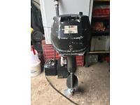 Johnson outboard motor 9.5 hp