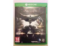 Batman Arkham knight x box one