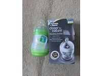 NEW MAM £ Tommee Tippee Bottles & Powder Milk Dispenser